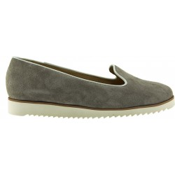 Shoevita - Loafer Taupe White