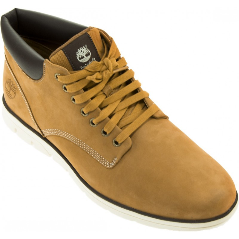 Timberland - Bradstreet Chukka Wheat Yellow