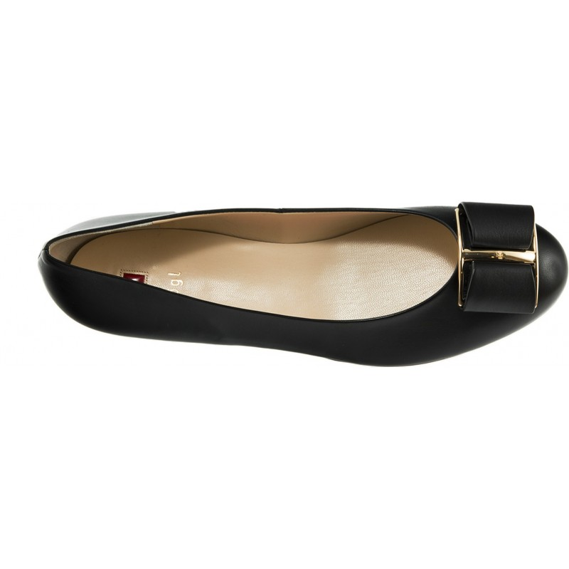 Hogl - Ballerina 3-101080 Negro