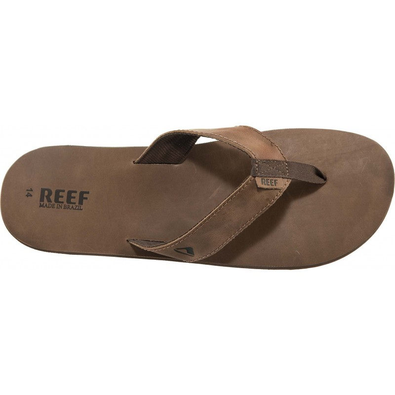 Reef - Leather Smoothy Marrón