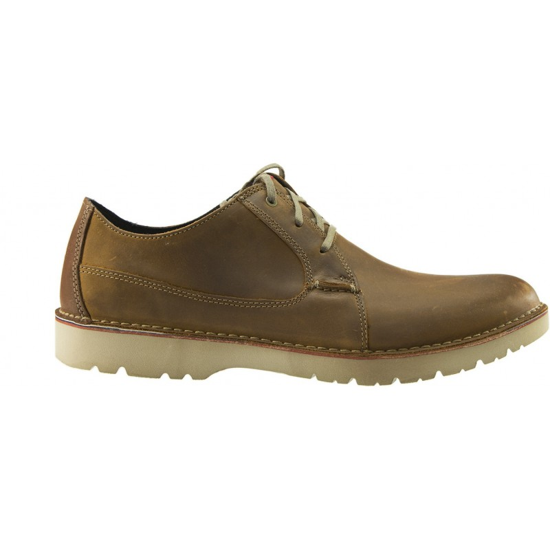Clarks - Vargo Plain Dark Tan