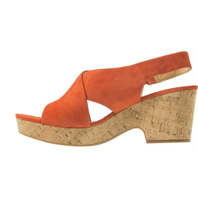 Clarks - Maritsa Lara Orange