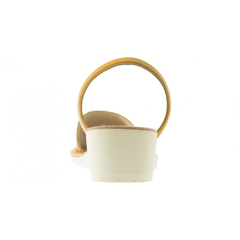 Ria - Velu Mustard Marfil