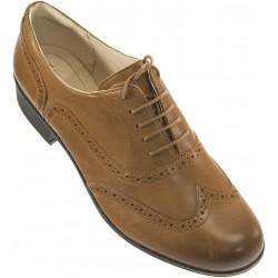 Clarks - Hamble Oak Dark Tan Leather