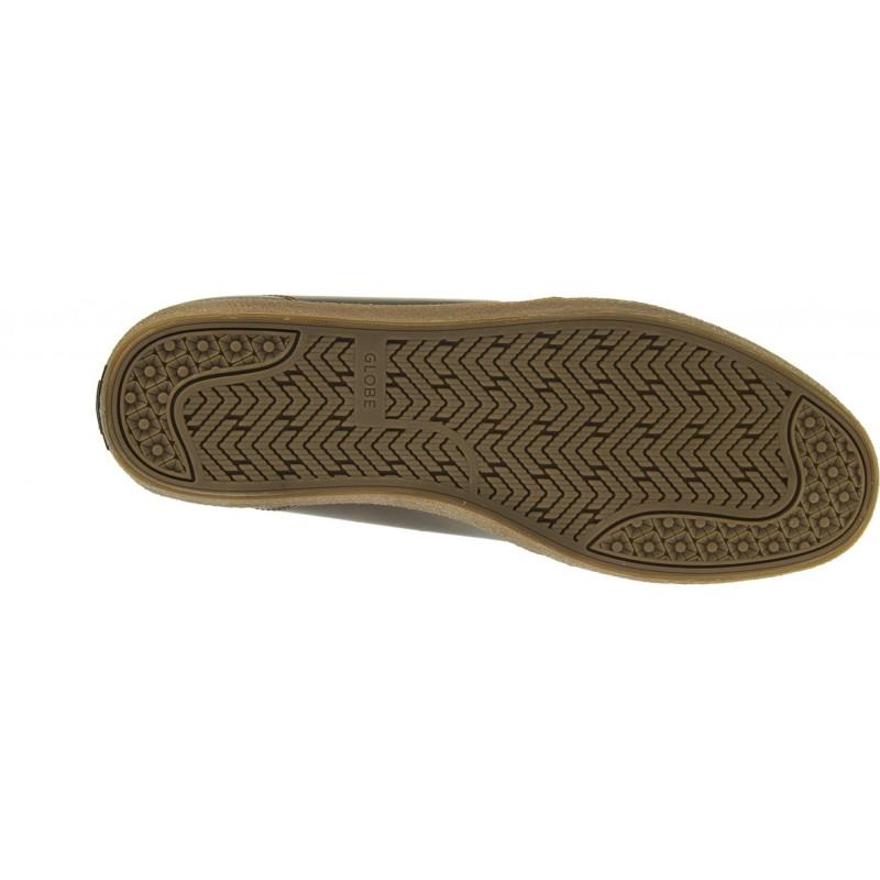 Globe - GS Chukka Brown Leather Crepe