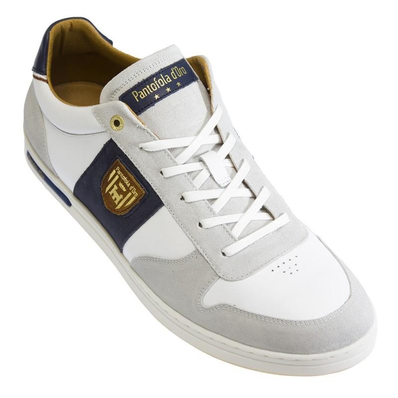 Pantofola d'Oro - Milito Low Blanco