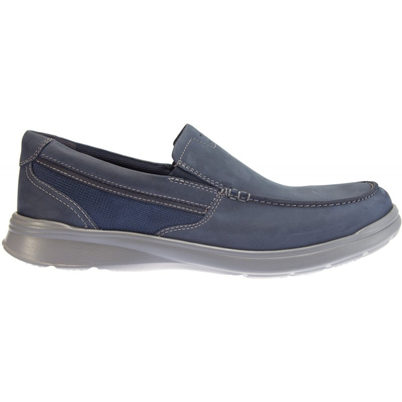 Clarks - Cotrell Easy Navy