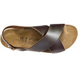 Papillio - Samira Cognac Natural Leather